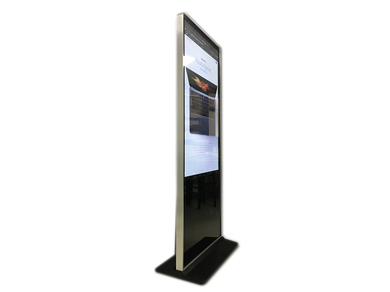 YEROO floor digital kiosk advertising pos for store-5