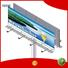 YEROO four sides outdoor billboards customization service for city ads