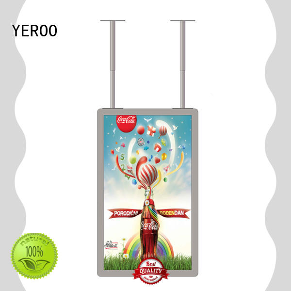 YEROO wholesale semi outdoor display ask now