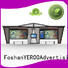 YEROO information bus stop kiosk at discount for outdoor