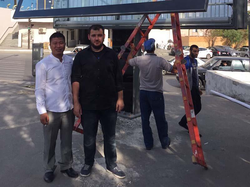 YEROO-April 2016, Yeroo Visited Kuwait And Azerbaijan,agency cooperation