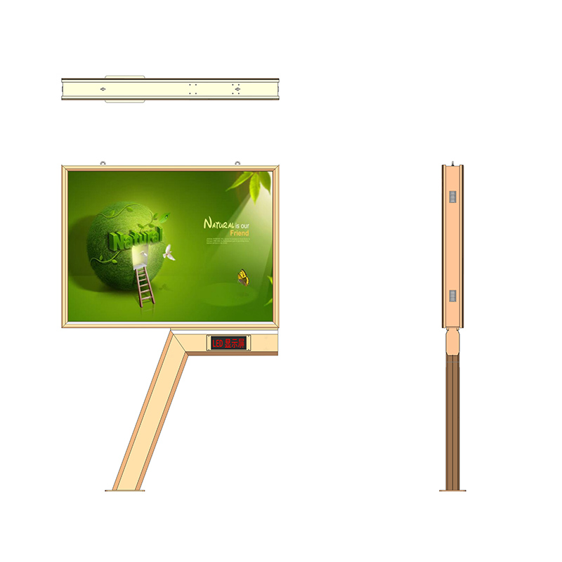 YEROO-advertising backlit billboard | Backlit billboard | YEROO-1