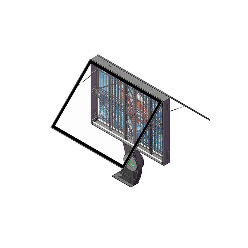 YEROO-scroll billboard | Scrolling billboard | YEROO