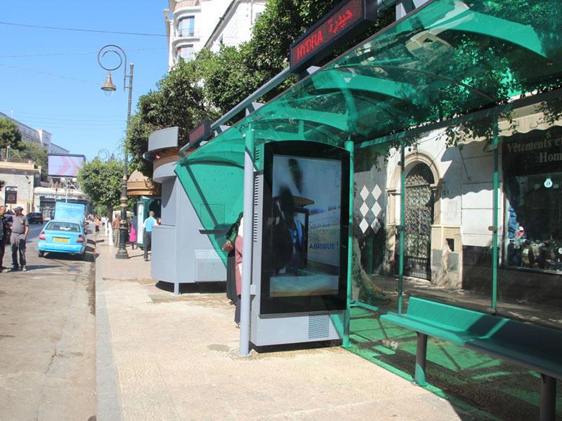Alger Centre Place Audin N° 02 Face A