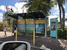 Guam solar bus shelter