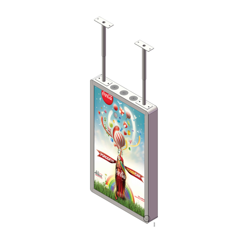 YEROO-semi outdoor display,outdoor showcase | YEROO-1