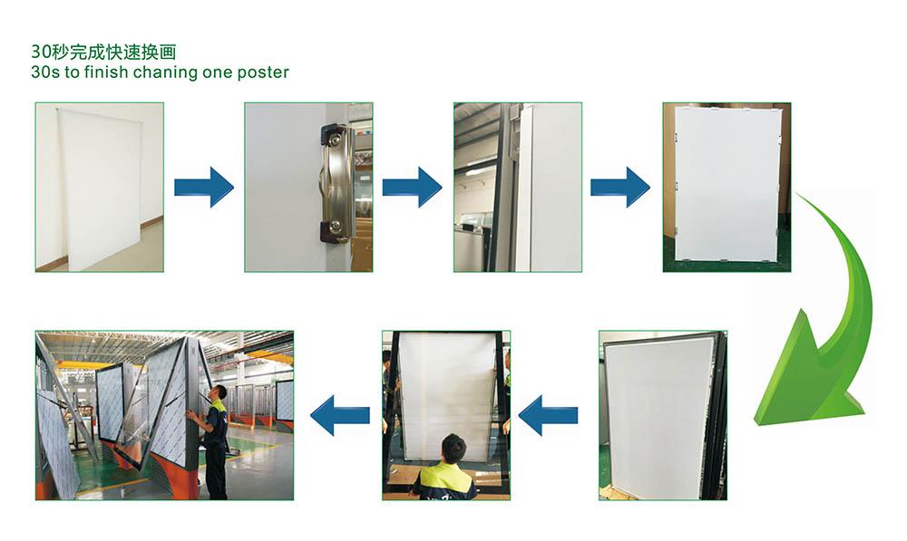 YEROO-Professional Standing Light Box Digital Light Box Supplier-15