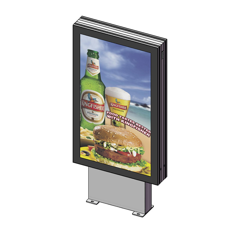 product-hot-sale scrolling light box effective for street ads-YEROO-img