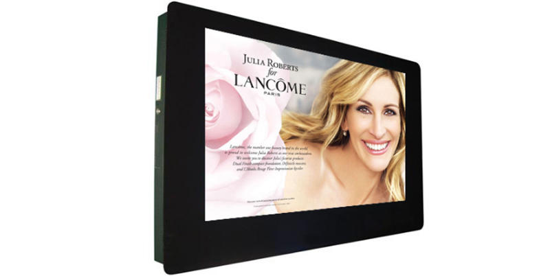 wall mounted digital kiosk display inquire now for display