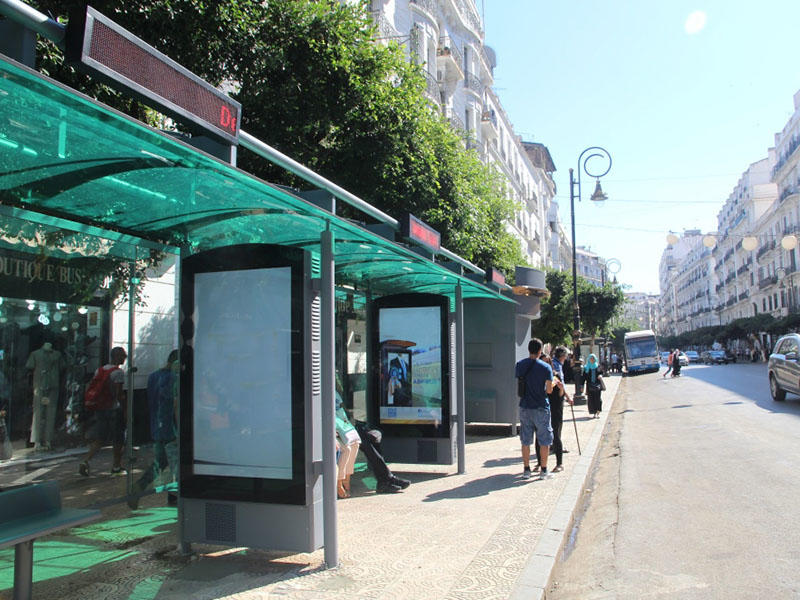 Alger Centre Place Audin N° 02 Face A