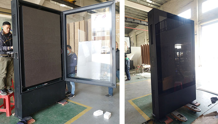 YEROO-Outdoor Led Screen Manufacture | Outdoor Double Sided Led Screen-10