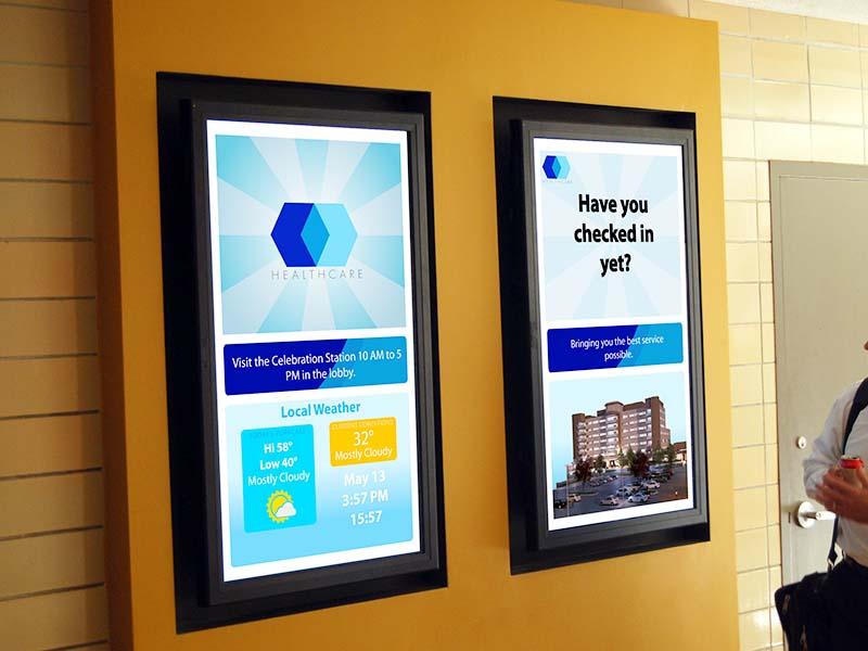 YEROO-High-quality Digital Signage Displays | Indoor Wall Mounted Lcd-12