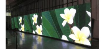 YEROO-Advertising Solar Powered Billboard Outdoor Single Side Led Screen Billboard-2