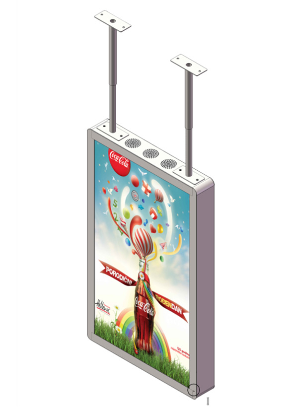 removable structure lcd advertising player top brand for store-10