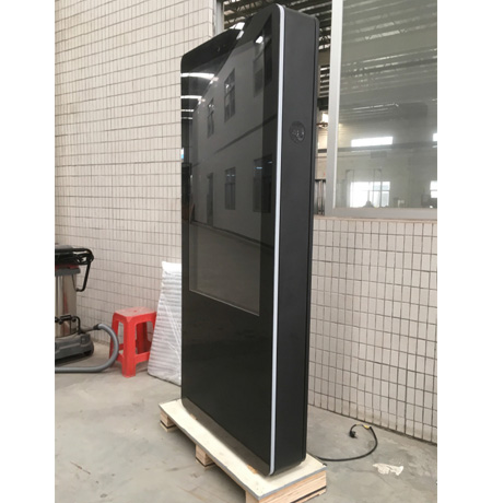 YEROO-High-quality Digital Kiosk | Outdoor Floor Standing Touch Lcd-7