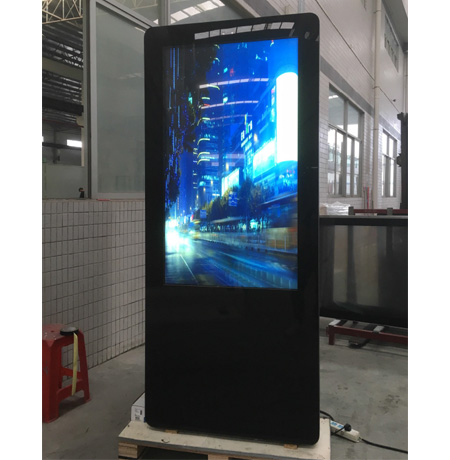 YEROO-High-quality Digital Kiosk | Outdoor Floor Standing Touch Lcd-8