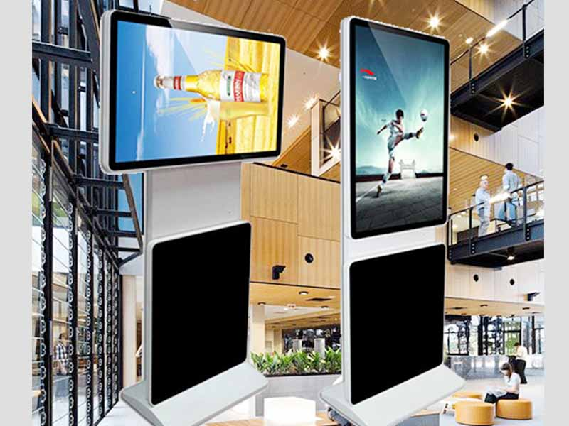 indoor customized 65inch lcd screen advertising display-7