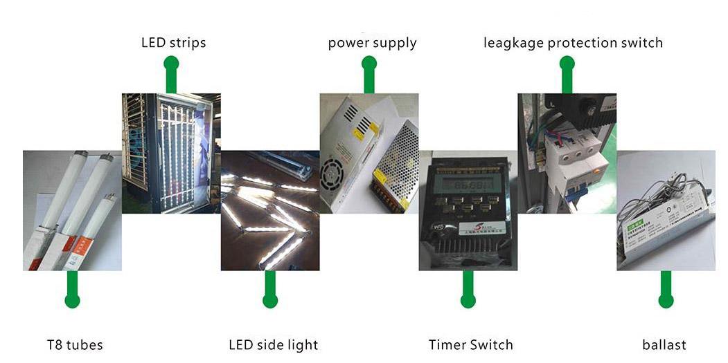 YEROO-Professional Standing Light Box Digital Light Box Supplier-14