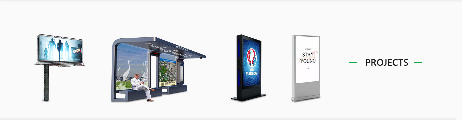 application-Best Billboard Structure Manufacturers Billboard Structure And -YEROO-img