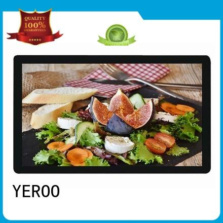 Hot indoor display customized YEROO Brand