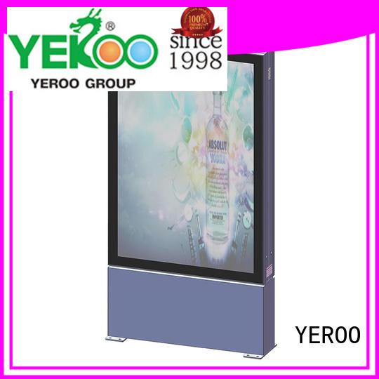 YEROO led light box for shopping mall