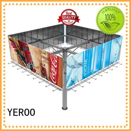 YEROO free standing billboard inquire now for super mall