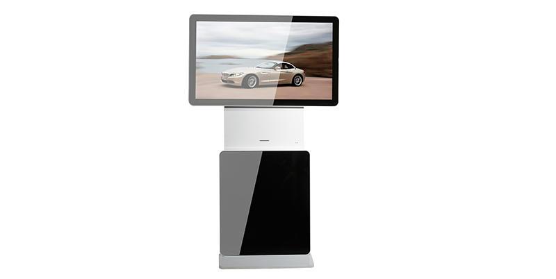 YEROO-Best Digital Signage Totem Indoor Rotating Screen Advertising