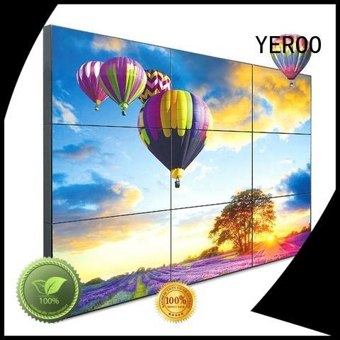 floor floor advertising led video wall screen super YEROO Brand