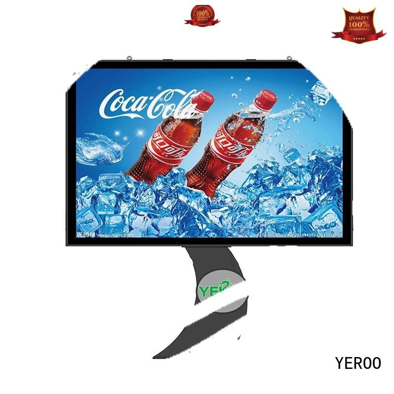 double for side YEROO Brand outdoor p16 billboard screen manufacture