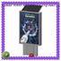 advertising led light box trash can for street ads YEROO
