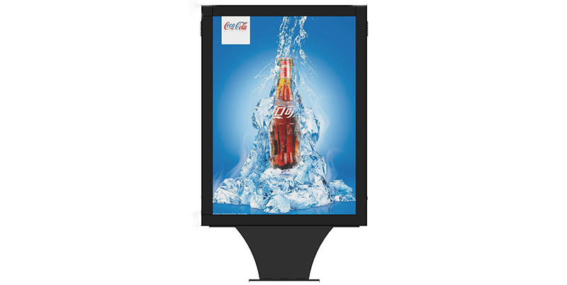 YEROO-Manufacturer Of Standing Light Box Outdoor Advertising
