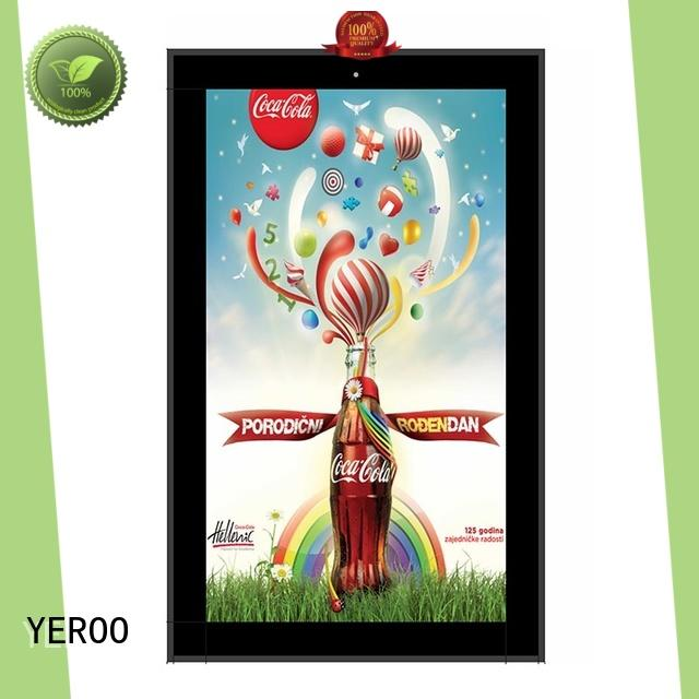 Outdoor LCD display hot-sale for outdoor ads YEROO