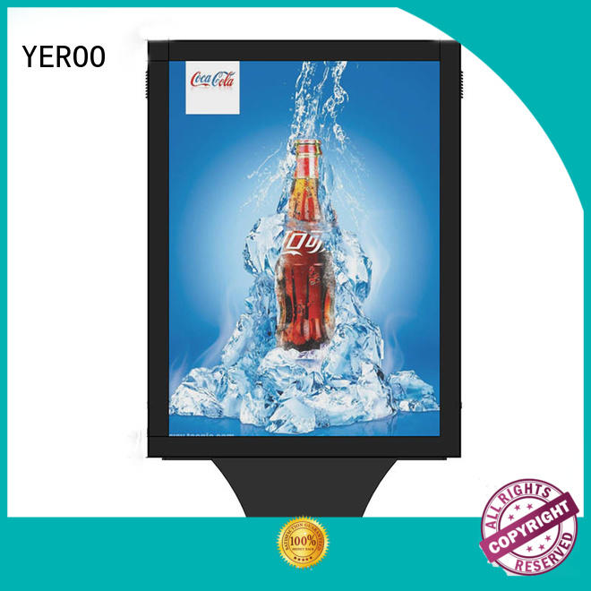 hot-sale digital light box city for store YEROO