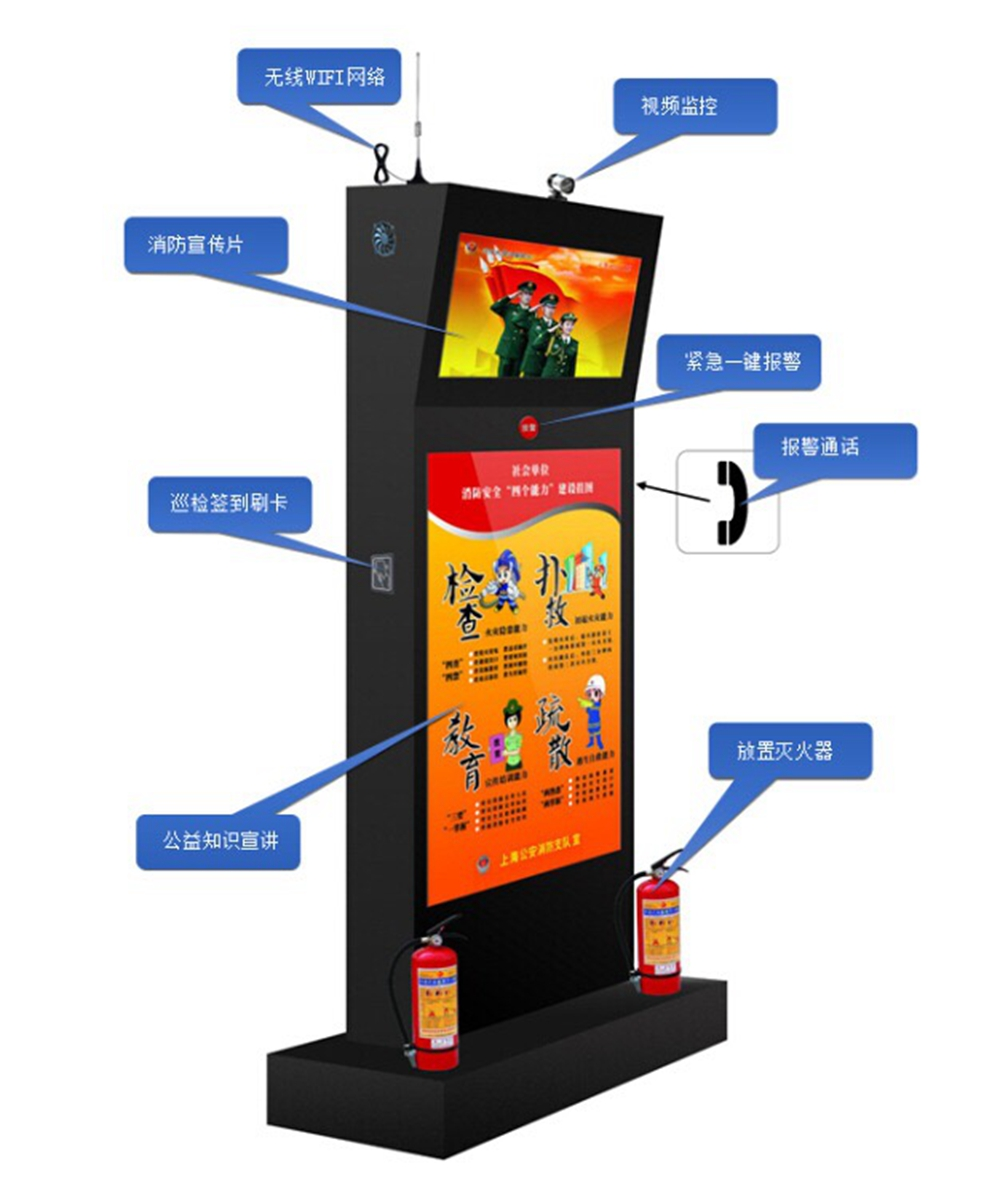 YEROO-The importance of outdoor LCD advertising displays to the advertising industry-1