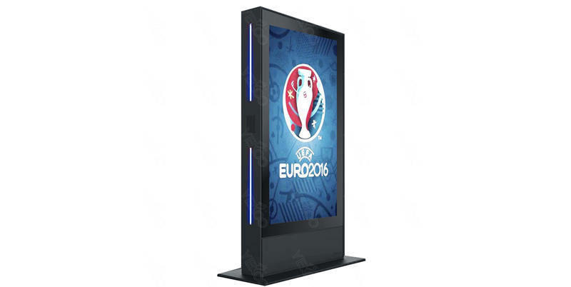 YEROO-High-quality Outdoor Digital Signage | Customized Design Outdoor Kiosk