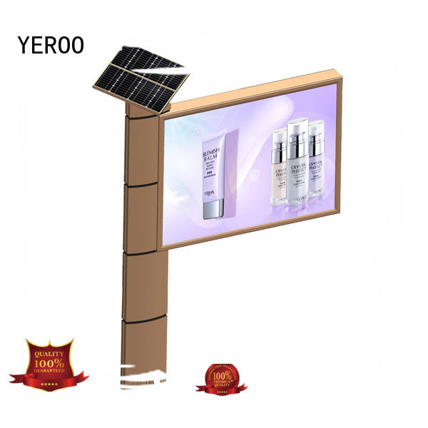 YEROO advertising billboard convenient