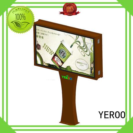 scroll billboard sale outdoor marketing YEROO