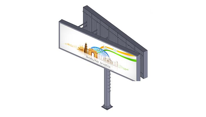 YEROO-Professional Backlit Billboard Mega Billboard Manufacture