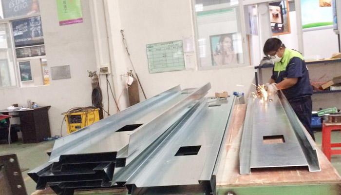 steel structure billboard outdoor supplier for highway