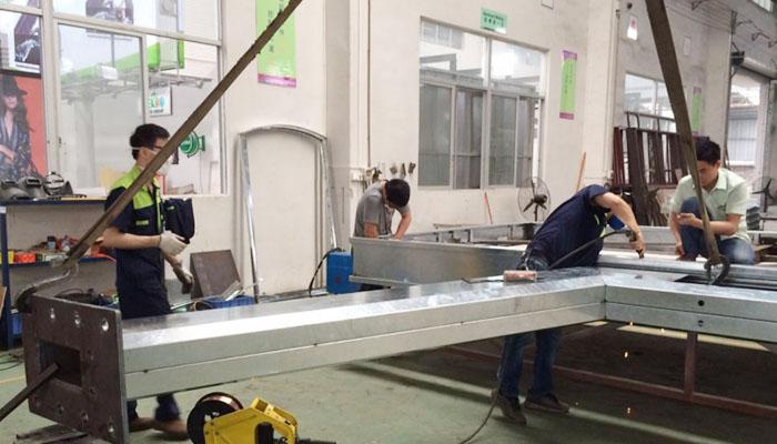 steel structure billboard outdoor supplier for highway-7