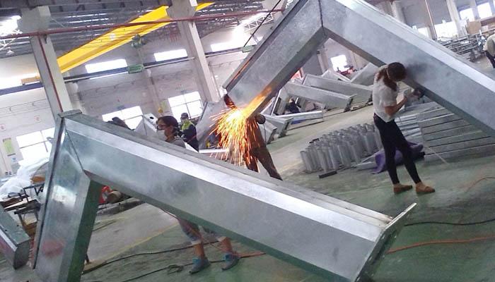 steel structure billboard outdoor supplier for highway-8
