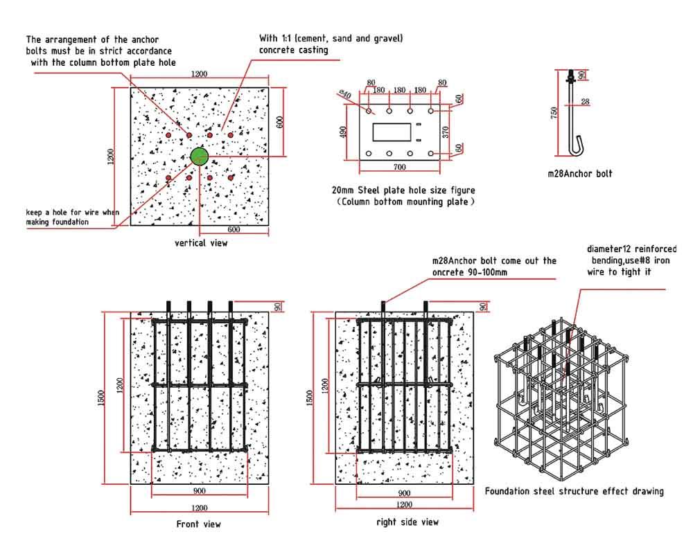steel structure billboard outdoor supplier for highway-18