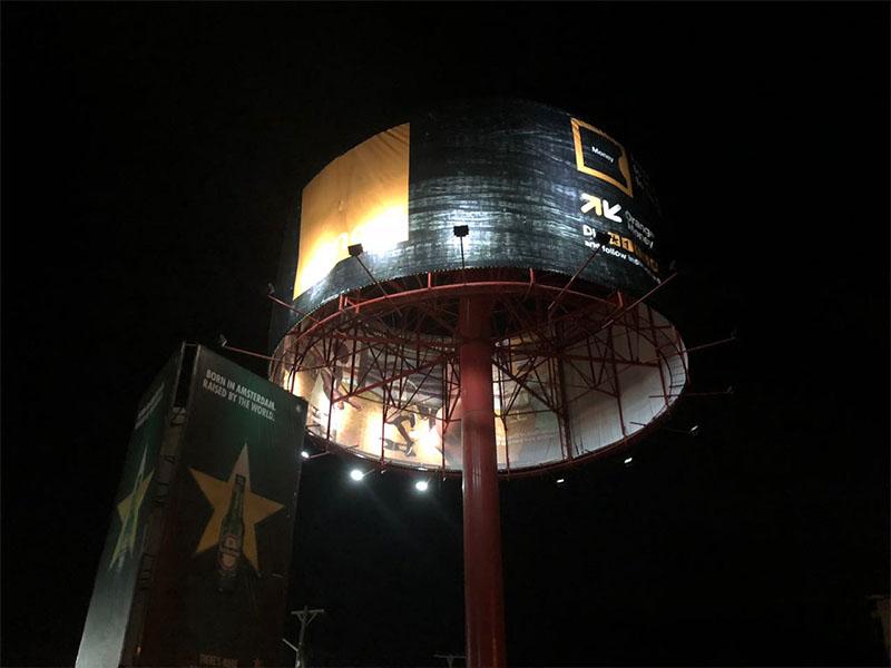 YEROO-Find Highway Billboards 2019 Rustproof Unipole Outdoor Billboard Steel-30