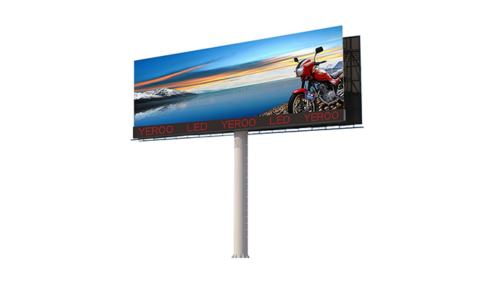 YEROO-Manufacturer Of Digital Outdoor Billboard Customized Single Sided Outdoor-3