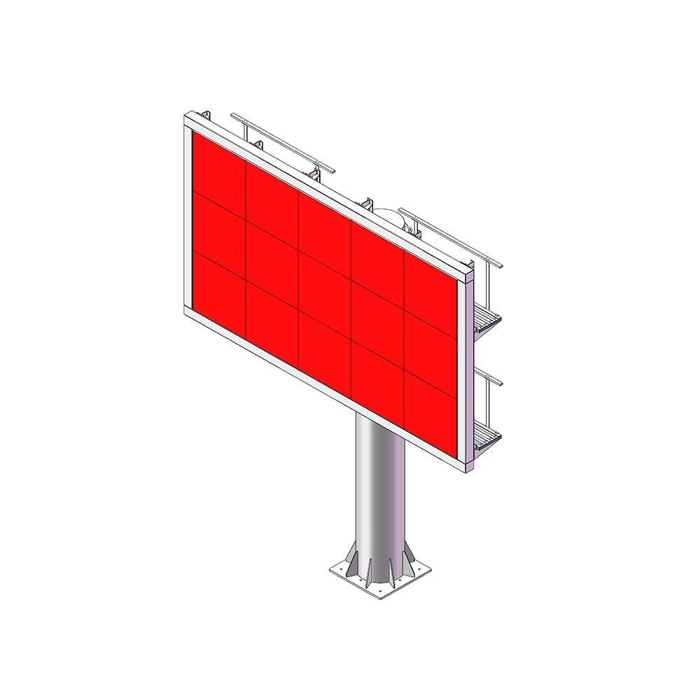 YEROO-LCB-004 Outdoor P8 LED display digital electronic billboard manufacturer