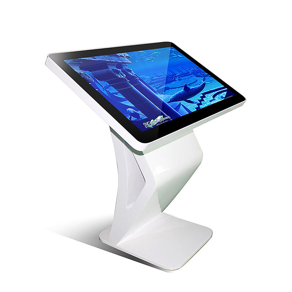 YEROO-AIT-0002 touch interactive smart screen information  kiosk