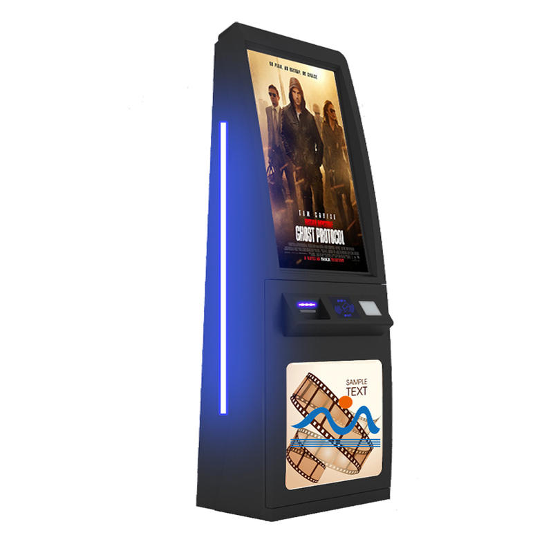Multifunctional touch lcd kiosk digital screen advertising display