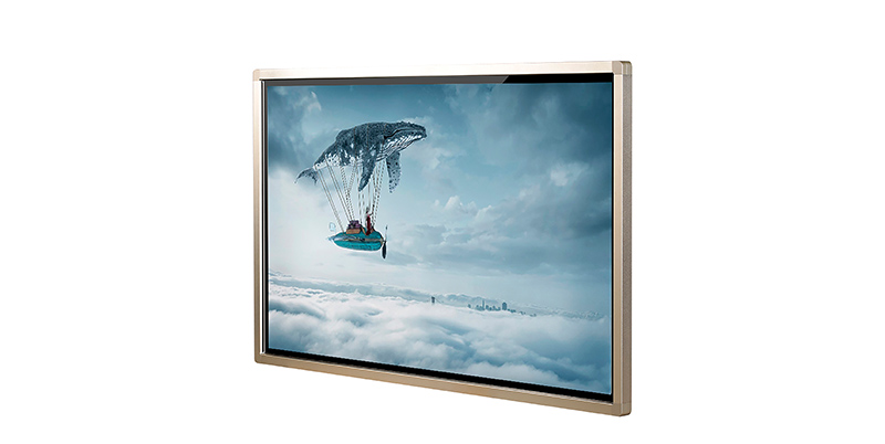 YEROO-Lcd Advertising Player Wall Mounted Touch Interactive Lcd Display Smart Screen