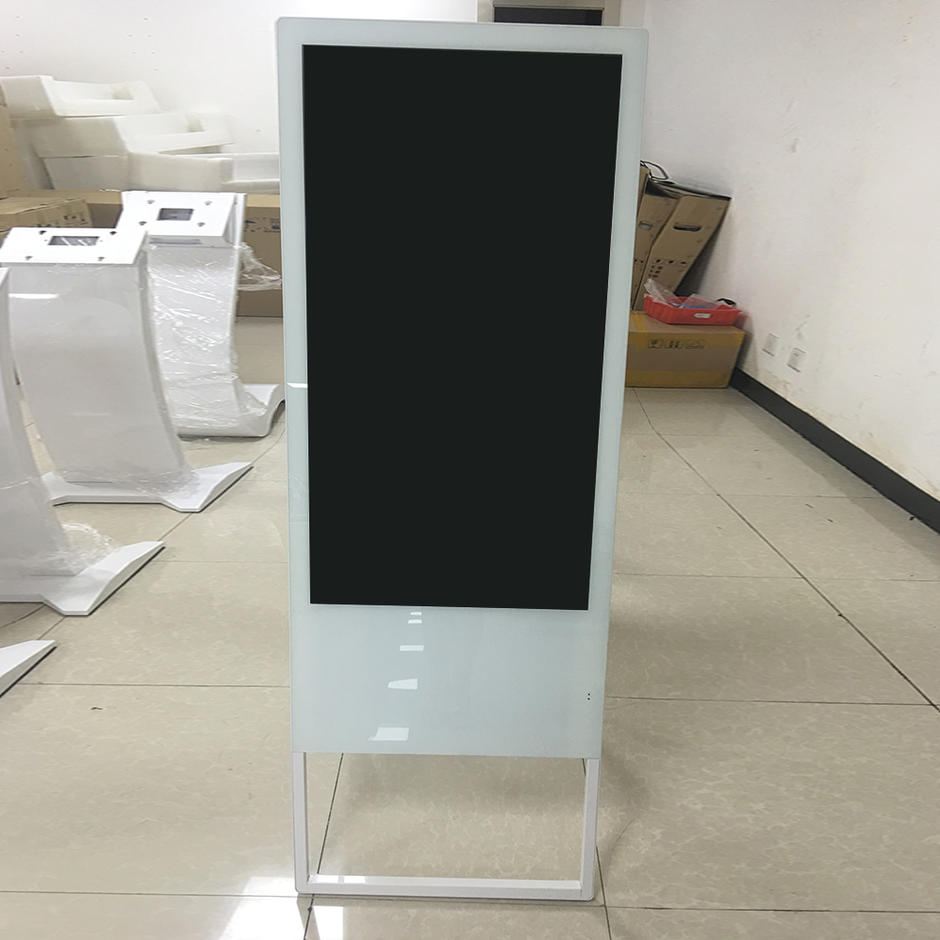 shopping store lcd advertising display screen
