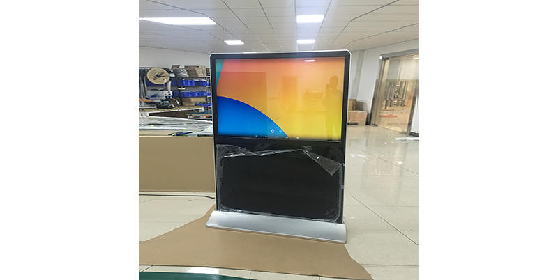 digital marketing lcd advertising display favorable quality for bank